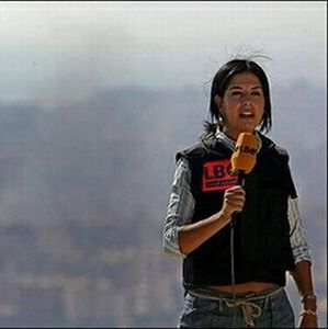 Women and war reporting