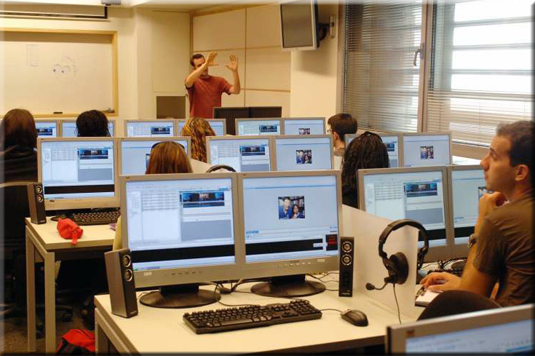 Endless war between newsroom and classroom