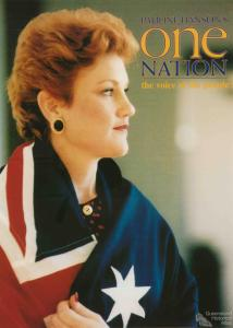 Wrapping herself in the flag doesn't make Pauline Hanson a fair dinkum Australian